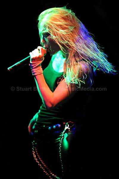 Arch Enemy @ The Hi-Fi Brisbane 7 November 2009