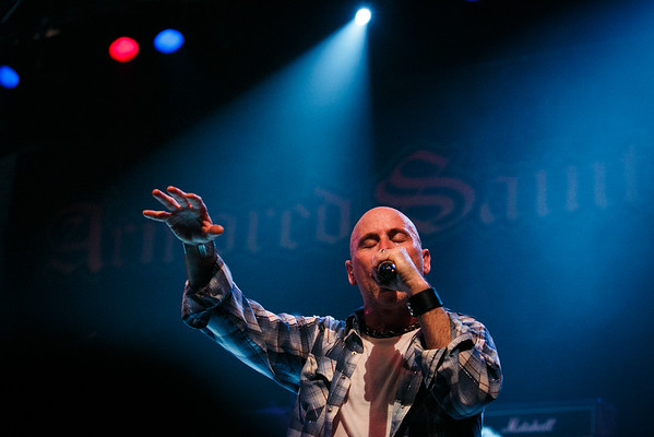 Armored Saint HOB 2015