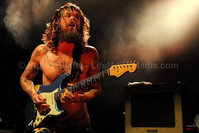 Biffy Clyro @ The Tivoli, Brisbane - September 4, 2014