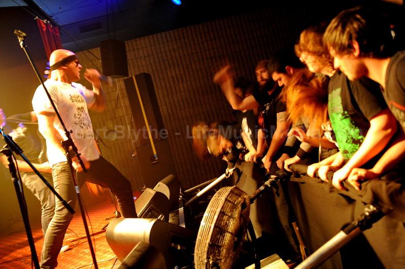 "Blood Duster @ The Globe, Brisbane   Photographer: <a href=""http://stuartblythe.com"">Stuart Blythe</a>  <a href=""http://lifemusicmedia.com"">LIFE MUSIC MEDIA</a>"
