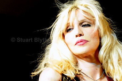 Courtney Love @ Eatons Hill Hotel Brisbane
