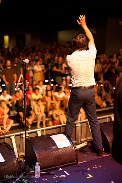 "Gentle Ben & His Sensitive Side @ Float On - The Hi-Fi, Brisbane - 06 Feb, 2011  Photographer: <a href=""http://www.okletsgo.com.au/"" target=""_wina"">Matt Palmer</a>  <a href=""http://lifemusicmedia.com/"">LIFE MUSIC MEDIA</a>"