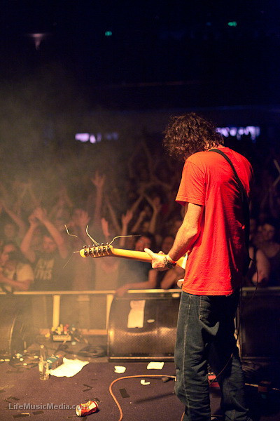 "Custard @ Float On - The Hi-Fi, Brisbane - 06 Feb, 2011  Photographer: <a href=""http://www.okletsgo.com.au/"" target=""_wina"">Matt Palmer</a>  <a href=""http://lifemusicmedia.com/"">LIFE MUSIC MEDIA</a>"