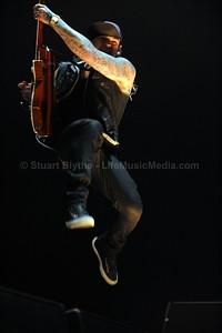 GOOD CHARLOTTE @ Brisbane Entertainment Centre - 8 April 2011  Photographer: Stuart Blythe  LIFE MUSIC MEDIA