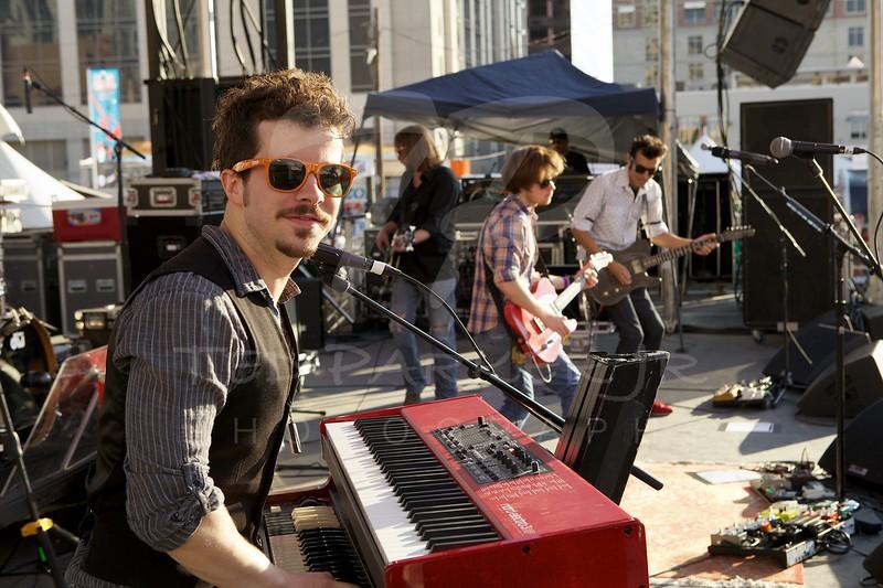 Jared Hall - Hudson Moore Band