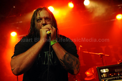In Death @ The Hi-Fi, Brisbane - October 4, 2014