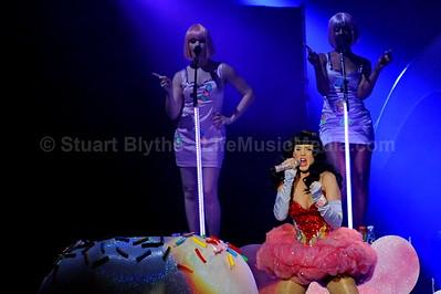 Katy Perry @ Brisbane Entertainment Centre - 5 May 2011  Photographer: Stuart Blythe  LIFE MUSIC MEDIA