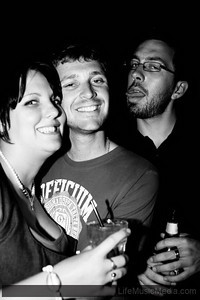 Laneous and the Family Yah @ The Hi-Fi, Brisbane 17 December 2009 Cody Alexander