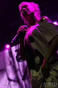 Die Antwoord @ The Palace, Melbourne  Photographer: Annie Wilson - Amped Photography  LIFE MUSIC MEDIA