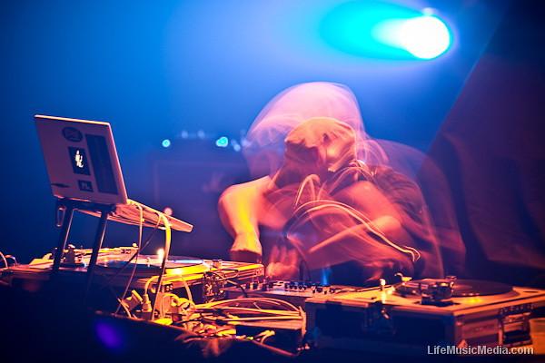 "DJ Krush @ The Tivoli, Brisbane - 18 September 2010  Photographer: <a href=""http://www.okletsgo.com.au/"" target=""_wina"">Matt Palmer</a>  <a href=""http://lifemusicmedia.com"">LIFE MUSIC MEDIA</a>"