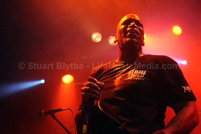 SEPULTURA @ The Hi-Fi, Brisbane - October 4, 2014