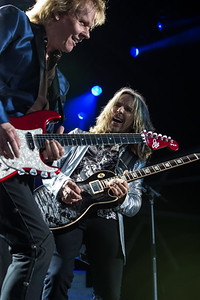 """James """"J.Y."""" Young, Tommy Shaw - Styx"""