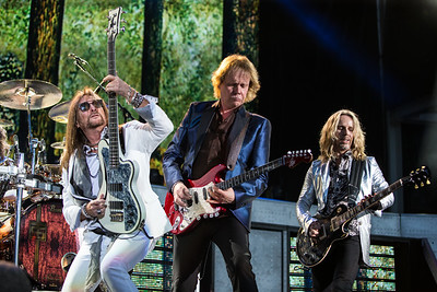 """Ricky Phillips, James """"J.Y."""" Young, Tommy Shaw - Styx"""