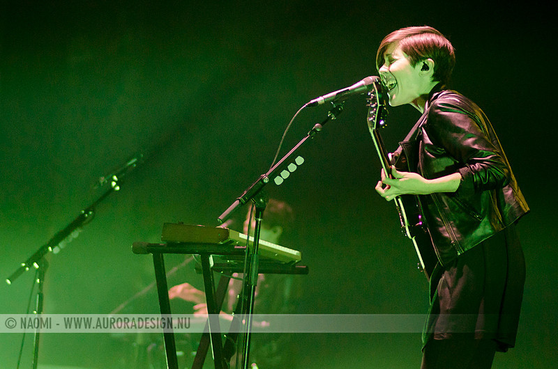 Tegan & Sara - The Palais, Melbourne 2013