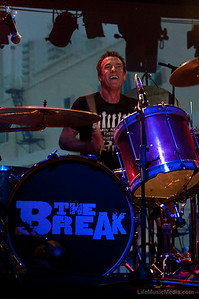 The Break @ The Globe, Brisbane June 24, 2010  Photographer: Gerry Nicholls  LifeMusicMedia