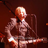 Mike Peters of The Alarm (also on the bill at this gig)