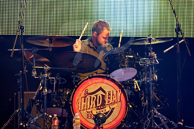 Make A Difference Tour Third Day Austin Tx 2010-10-07