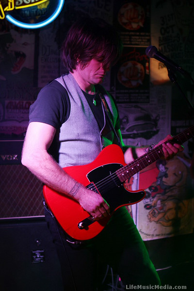 Tim Hulsman @ Frankie's Pizza By The Slice, Sydney - July 30, 2014