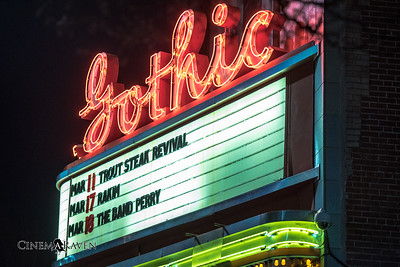 Trout Steak Revival - Gothic Theater - 03/17