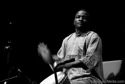 Vieux Farka Toure  Photographer: Jose Eduardo Cruz