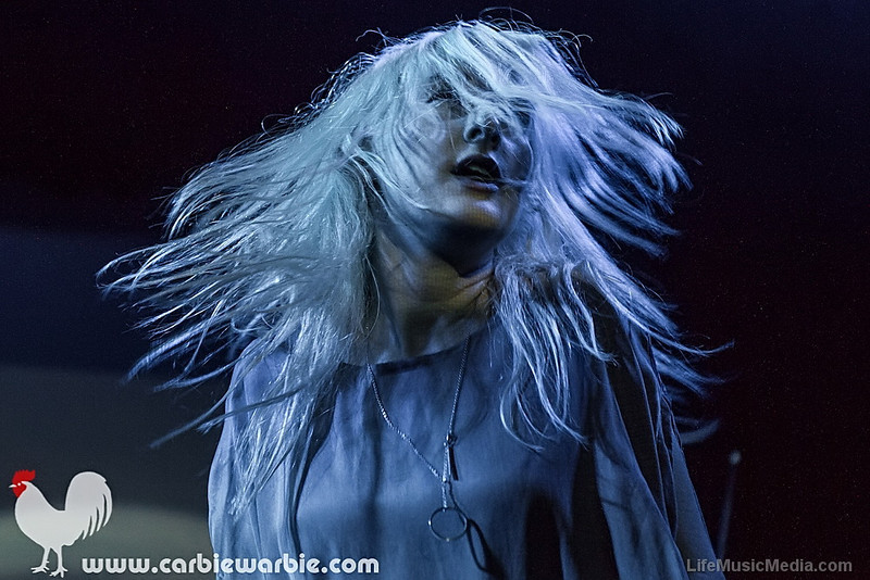 Zola Jesus @ The Toff in Town, Melbourne  3 June 2012