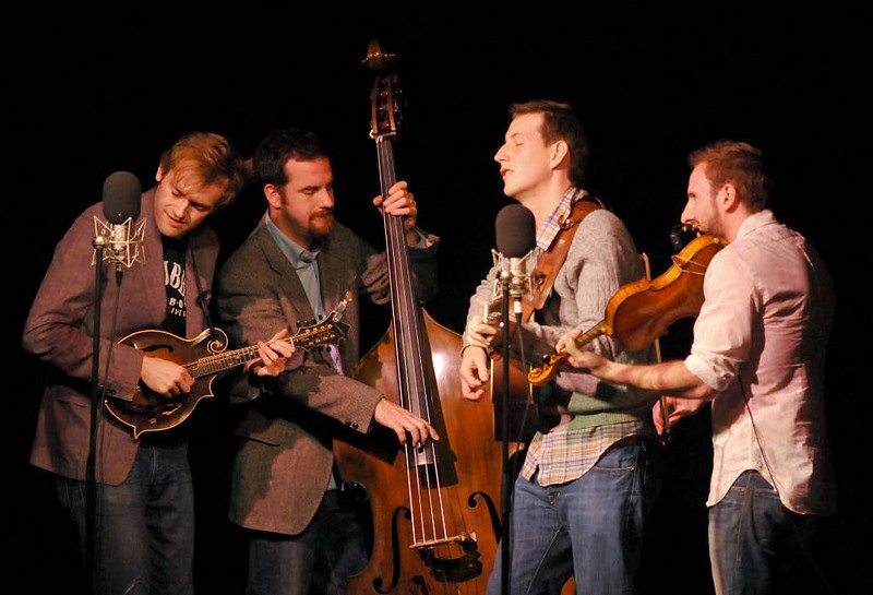 The Punch Brothers, Kent Stage, April 2008