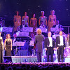 Oct. 2006-Vancouver.  Andre Rieu & the Johann Strauss Orchestra.  This part of the concert featured three Sopranos and three Tenors (it was fantastic).