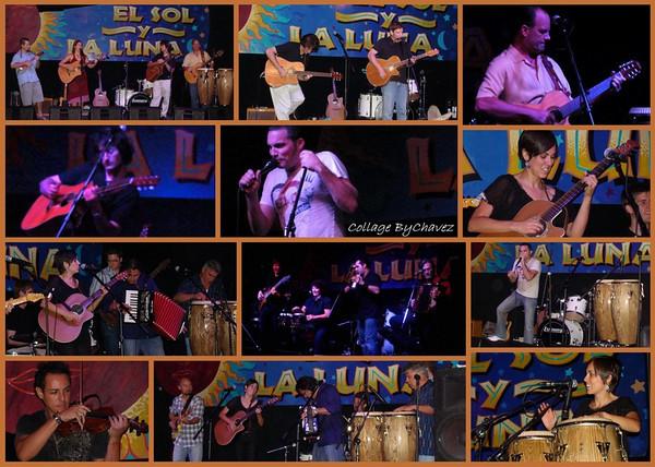 Gina's Benefit ElSalvador Concert