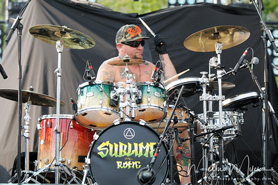 Sublime with Rome performs at the 311 PowWow Festival in Live Oak, FL on Friday, August 5th.