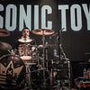 Xabi Jareño - Sonic Toys @ Cool Stage - Madrid - España