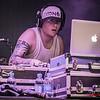 DJ Paik - Bourbon Kings @ Fiesta-Concierto N° 400 La Heavy Magazine - Cool Stage - Madrid - España