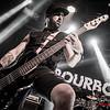 Jon Bourb On - Bourbon Kings @ Fiesta-Concierto N° 400 La Heavy Magazine - Cool Stage - Madrid - España