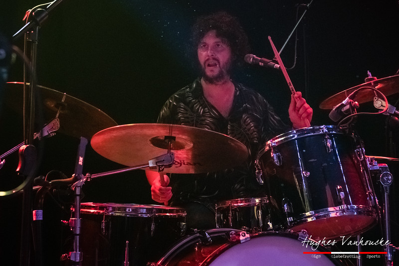 Jordi Ramiro (Elefantes) @ Festival Música Ñ - The Dome - Islington - Londres - Inglaterra