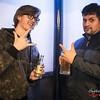 Yngwie Vanhoucke & Glauber Miranda @ - Txopper Klub - Agurain - Álava - Pais Vasco - España