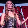 Raquel Piqueras de Rock FM @ Rockferéndum La Heavy/Mariskal Rock 2017 - 2018 - Cool Stage - Madrid