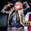 Frontman del año 2017: Oscar Sancho (Lujuria) @ Rockferéndum La Heavy/Mariskal Rock 2017 - 2018 - Cool Stage - Madrid