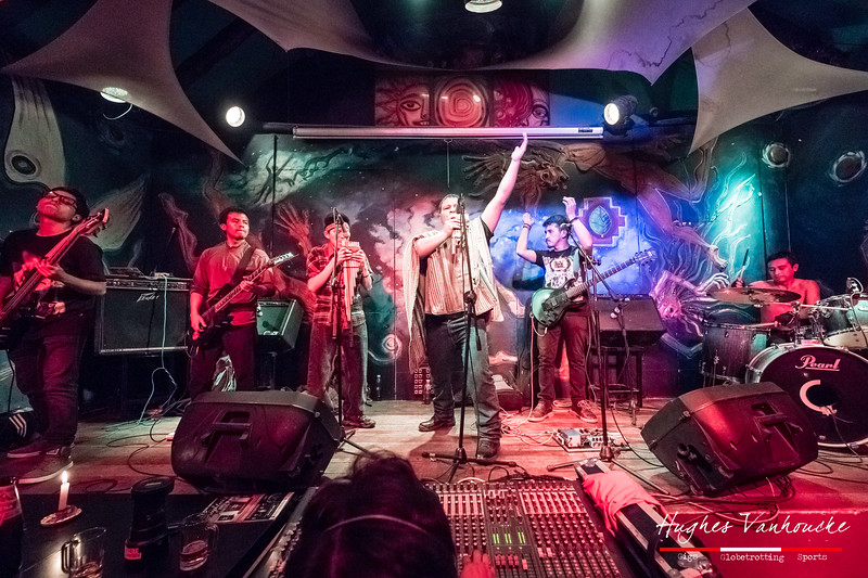 8.8 @ Festival del Arco Iris - Bar Cultural Ukukus - C/. Plateros - Cusco - Peru
