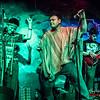 Franks Paucarmayta, Robert Callahue & Carlos Oviedo - 8.8 @ Festival del Arco Iris - Bar Cultural Ukukus - C/. Plateros - Cusco - Peru