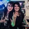 MerryJane & Karen Soph - EQAY @ Rock House - C/. Tecsecocha - Cusco - Peru