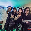 X, MerryJane, Karen Soph & IsaHell - EQAY @ Rock House - C/. Tecsecocha - Cusco - Peru