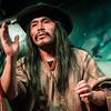 "Pedro Ccahuana presentando ""Yuyay Sonqo"" (Corazón del Recuerdo) - XXI Festival Arco Iris - Ukukus Bar Cultural - Cusco - Perú"