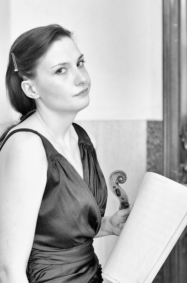 Virtus Duo (Verustiniya Ovchinnikova, violin / violino - Ilya Ovchinnikov, piano / pianoforte)