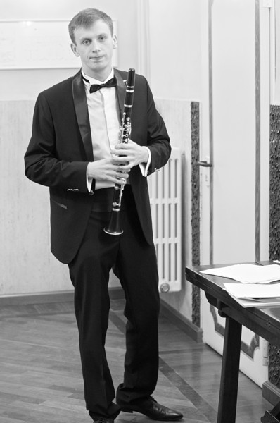 Grand Prix (Anton Shaposhnik, clarinet / clarinetto - Natalia Shaposhnik, piano / pianoforte)