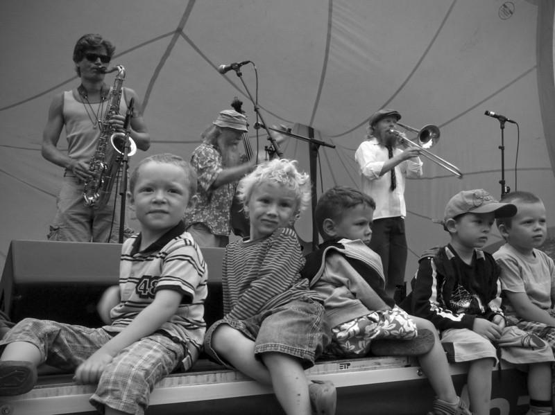 Buffers.<br /> Jazz for Kids.