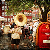 The Last Post.<br /> Orion Brass Band at the Copenhagen Jazz Festival.