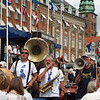 Choir of the Condemned.<br /> Harbour parade  with the Orion Brass Band.<br /> One final song before we disembarked.