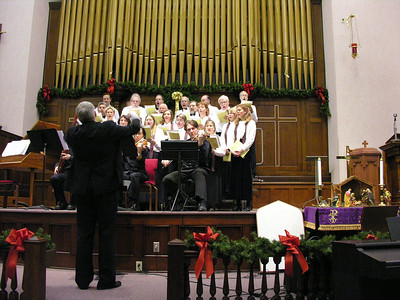 Copper Country Chorale December 2005