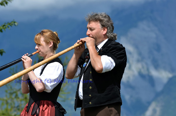 Cor des Alpes Nendaz 2012