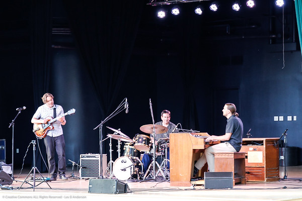 Corey Christiansen Trio June 2017
