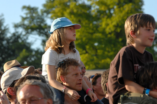 Cornbury Festival people